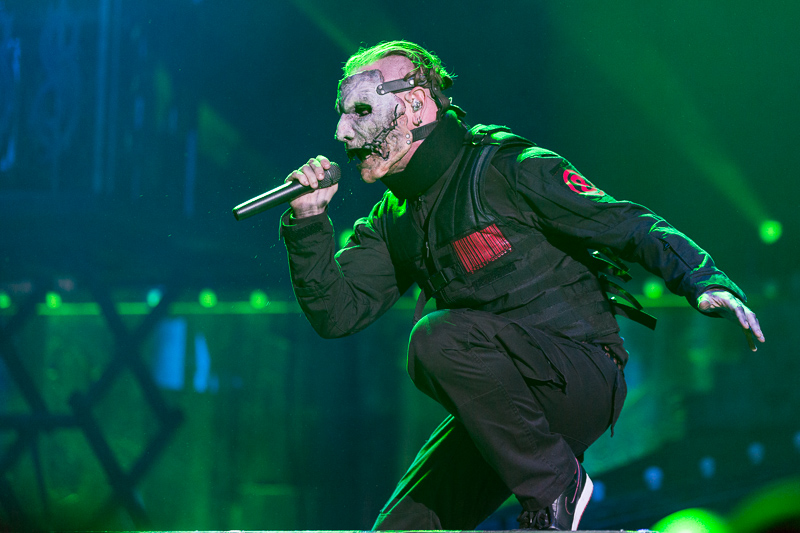slipknot five finger death punch and more chicago open air at
