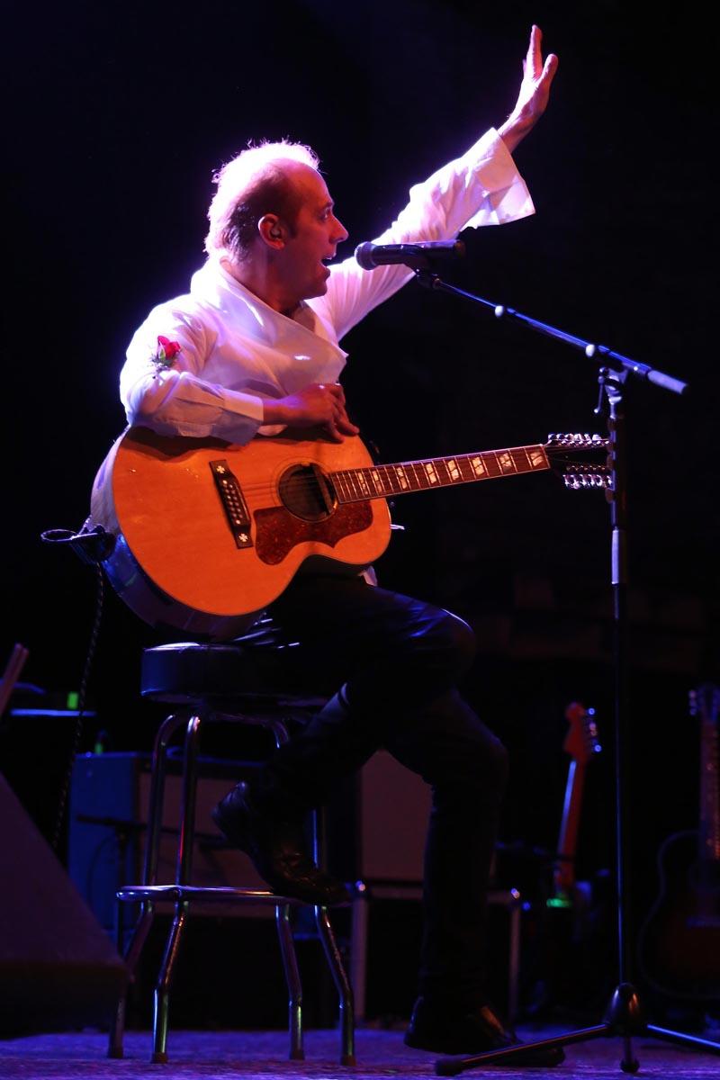 Peter Murphy Tour