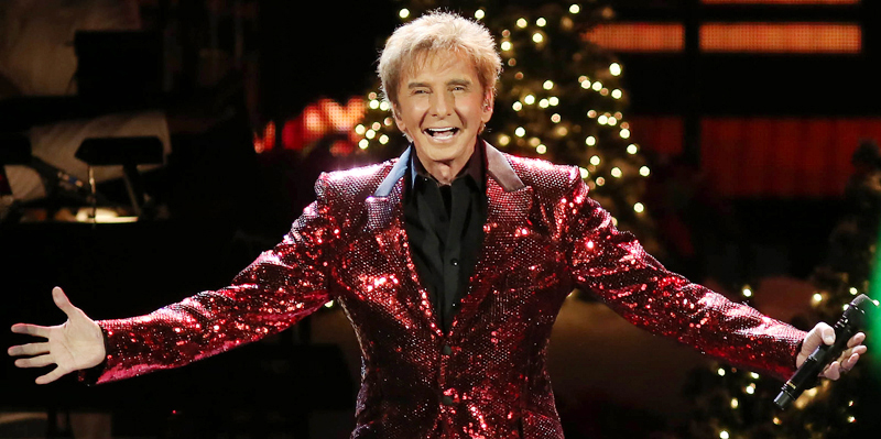 Barry Manilow A Very Barry Christmas Tour At Allstate Arena Chicago Concert Reviews