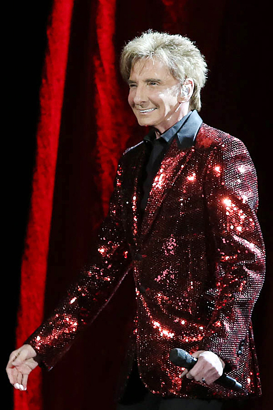 Barry Manilow A Very Barry Christmas Tour At Allstate