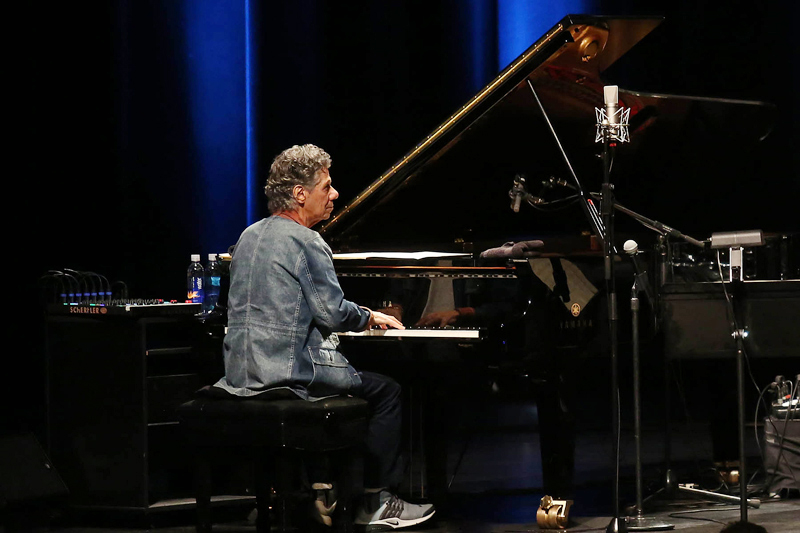 """Dave Sinclair Lincoln >> Chick Corea: """"Jazz At Lincoln Center"""" Tour at Genesee ..."""