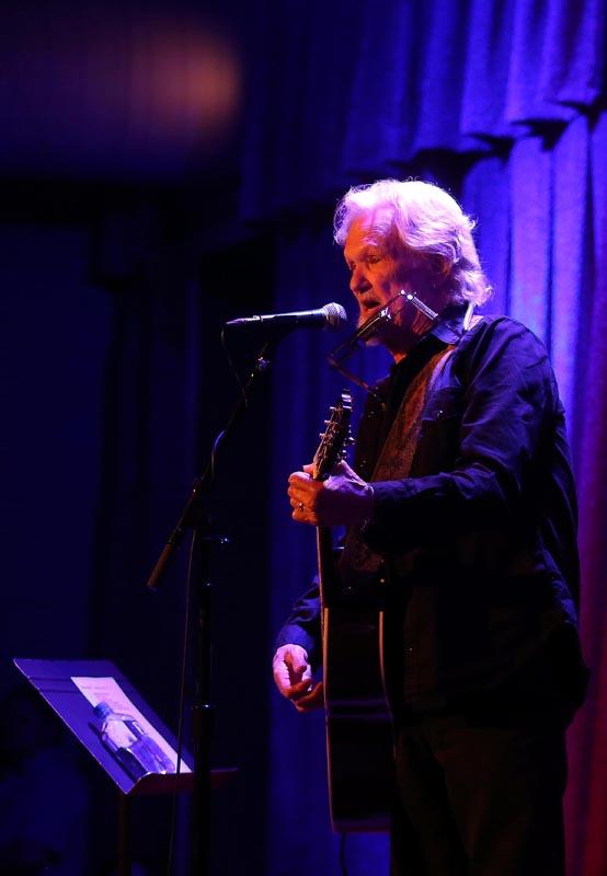 "Kris Kristofferson: ""The Cedar Creek Sessions"" Tour at ..."