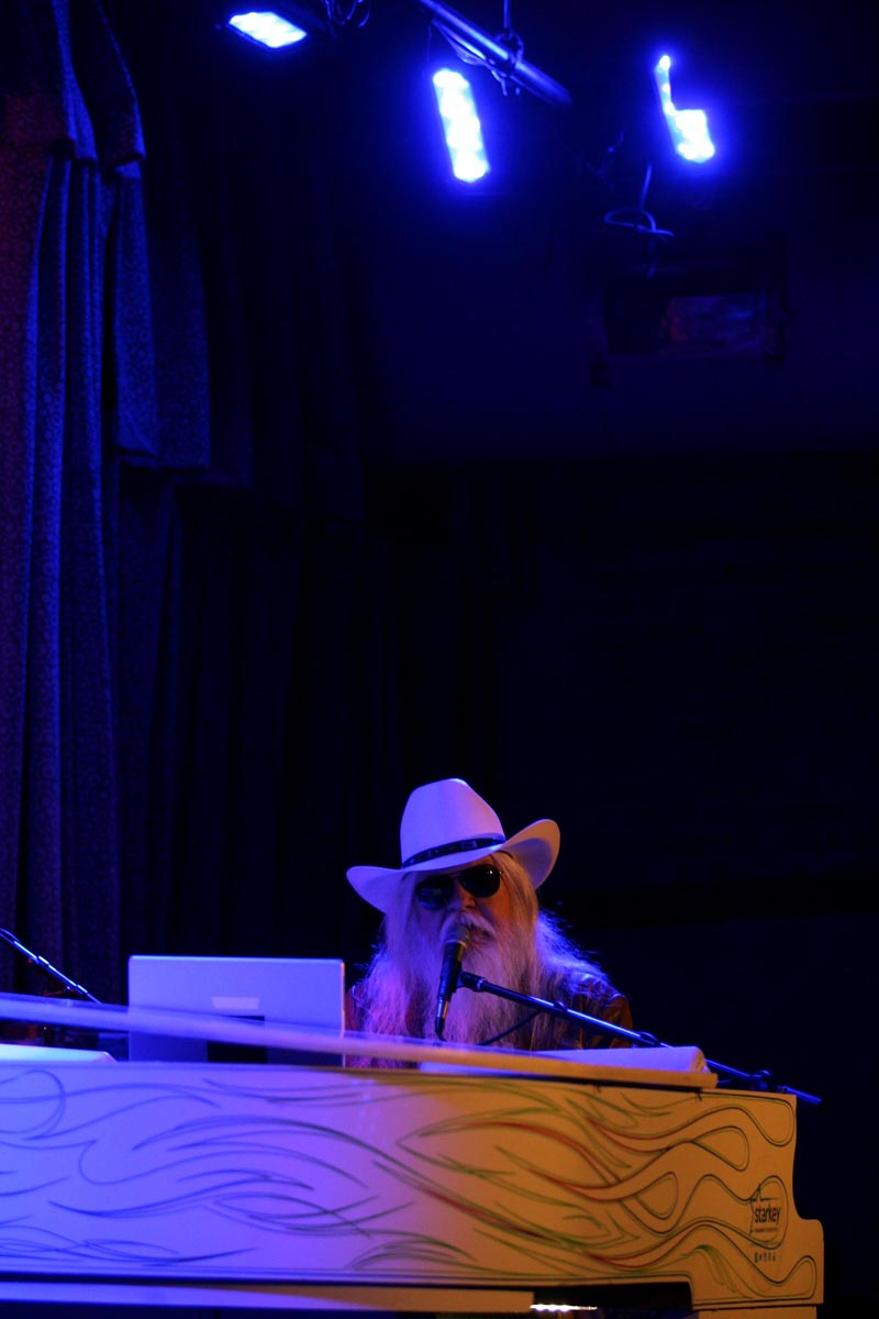 Leon Russell Tour Reviews