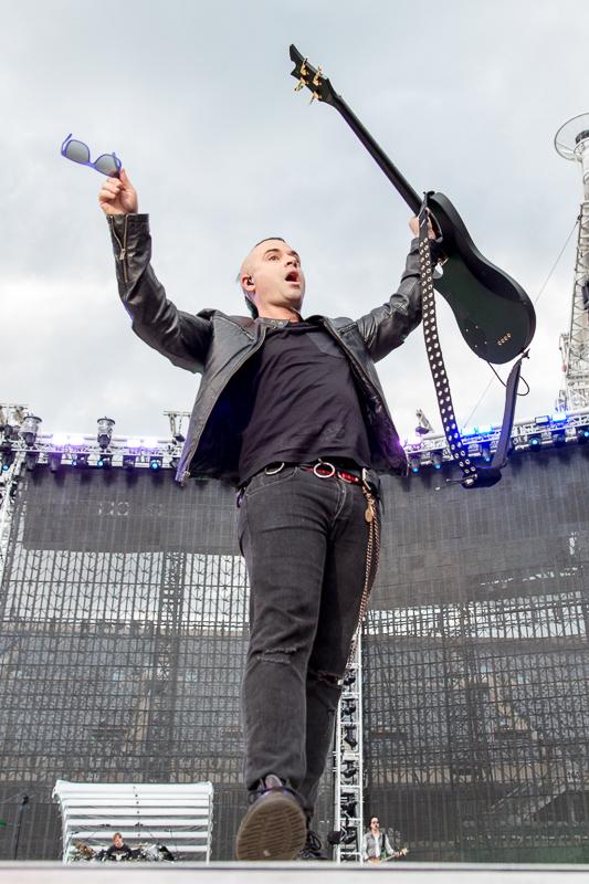 Metallica Tour Soldier Field