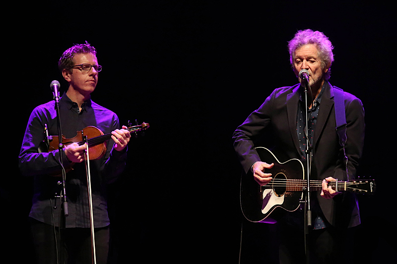Rodney Crowell Tour Reviews