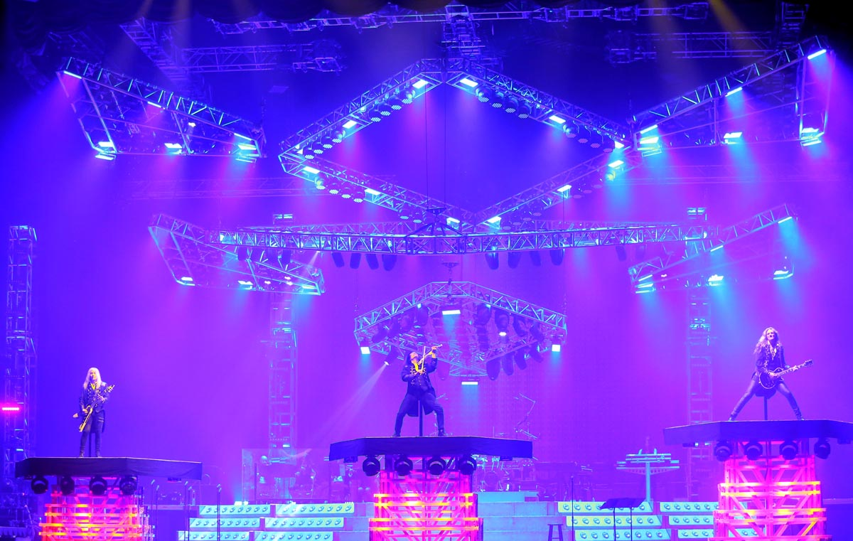 Trans Siberian Orchestra Ghosts Of Christmas Eve Tour