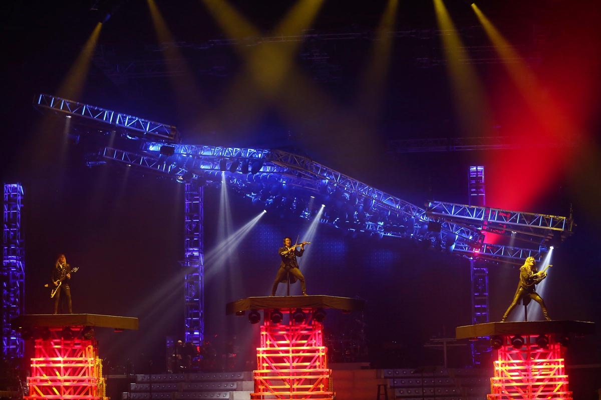 """trans siberian orchestra christmas eve and other Holiday guide 2017: trans-siberian orchestra to bring christmas tour to infinite   into the christmas market with the elaborate albums """"christmas eve and other."""