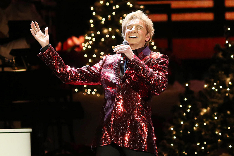 Barry Manilow Tour Reviews