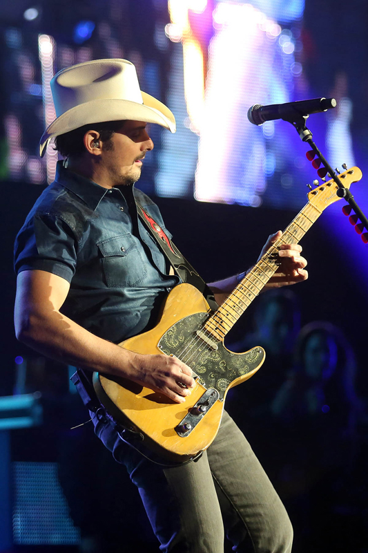 Brad Paisley with Dust... Taylor Swift Reputation Songs