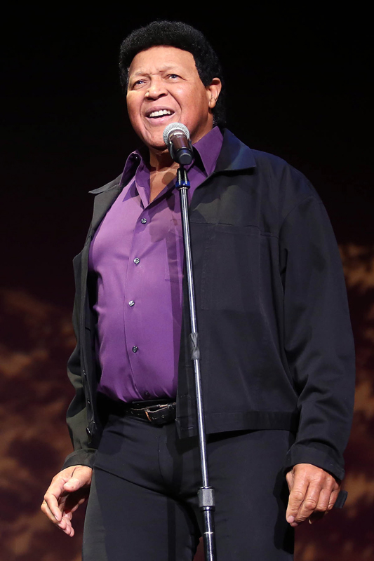 Chubby Checker Legendary Voices Tour At Genesee Theatre