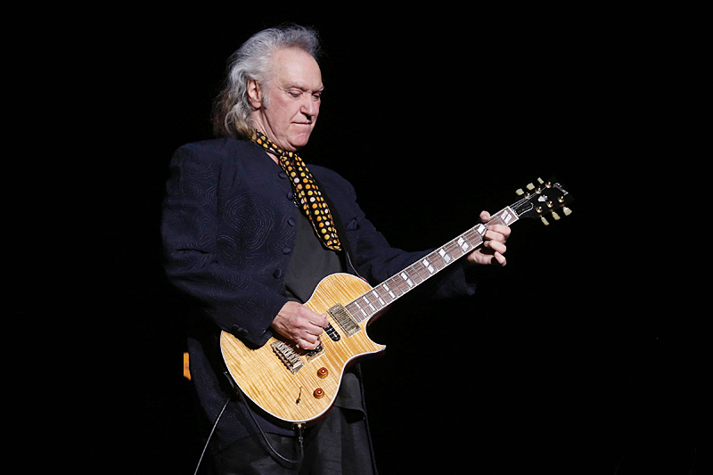 Dave Davies The Kinks Open Road Tour At Genesee