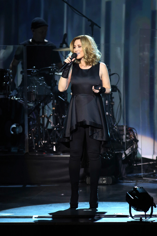 Lara Fabian Camouflage World Tour At Copernicus Center